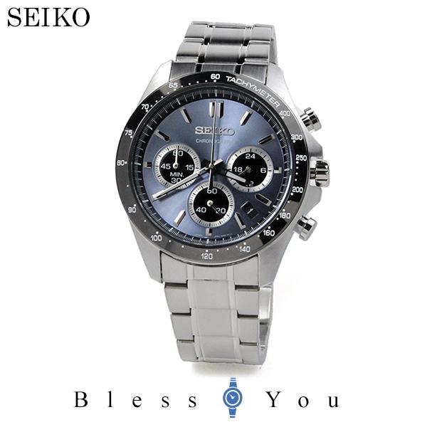 セイコー 腕時計 メンズ セイコーセレクション SBTR027 クロノグラフ 30,0