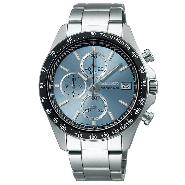 セイコー 腕時計 メンズ セイコーセレクション SBTR029 クロノグラフ 30,0