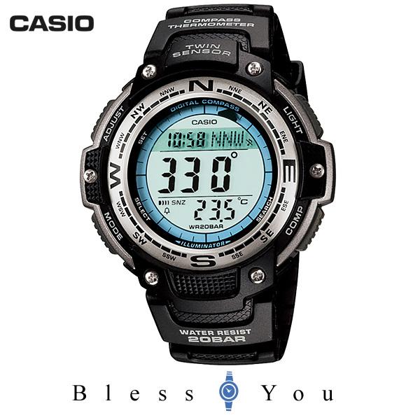 カシオ CASIO 腕時計 スポーツギア SGW-100J-1JF メンズウォッチ 新品お取寄せ品 9,5