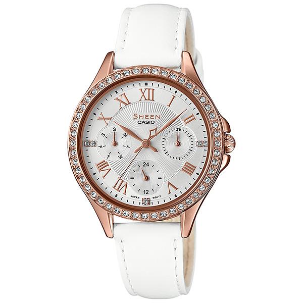 CASIO SHEEN カシオ 腕時計 レディース シーン 2019年8月新作 SHE-3062PGL-7AJF 22,0