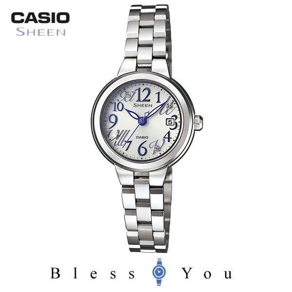 カシオ 腕時計 CASIO SHEEN シーン SHE-4506SBD-7AJF 新品お取寄せ品