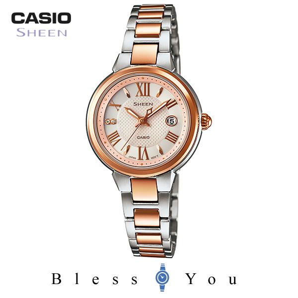 カシオ  シーン レディース 腕時計  SHE-4516SBZ-9AJF 28,0