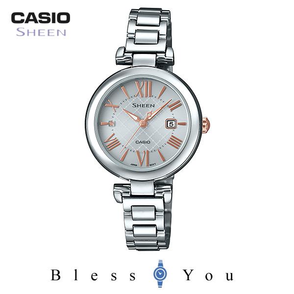カシオ シーン 腕時計 タフソーラ― SHS-4502D-7AJF 28,0