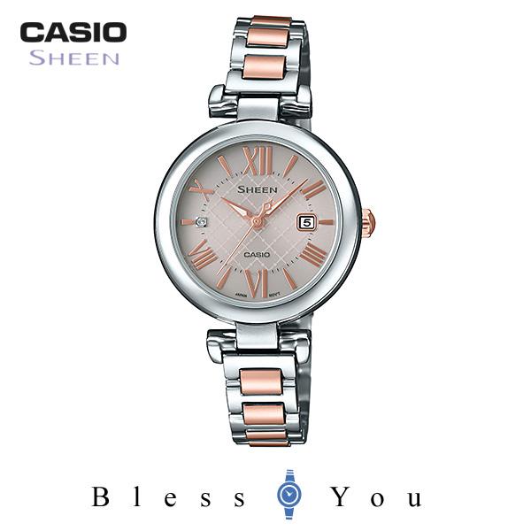 カシオ シーン 腕時計 タフソーラ― SHS-4502SPG-9AJF 30,0