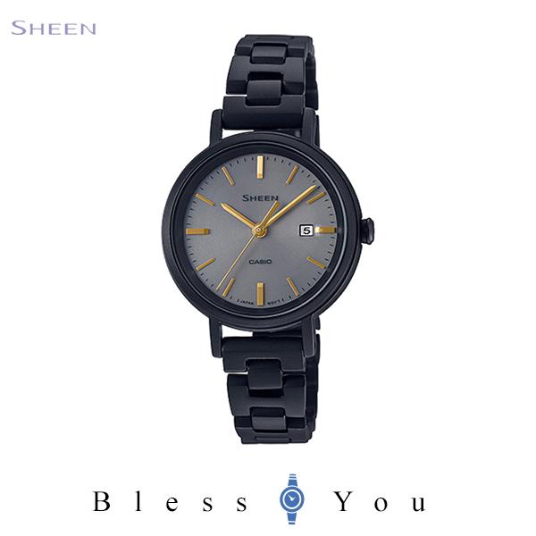 CASIO SHEEN カシオ ソーラー 腕時計 レディース シーン 2020年5月新作 SHS-D300FG-1AJR 30,0