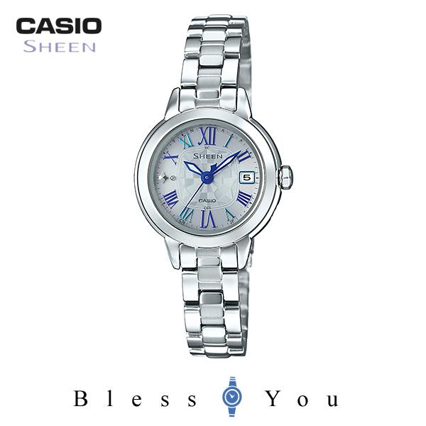 カシオ シーン 腕時計 電波ソーラー SHW-5000D-7AJF 37,0