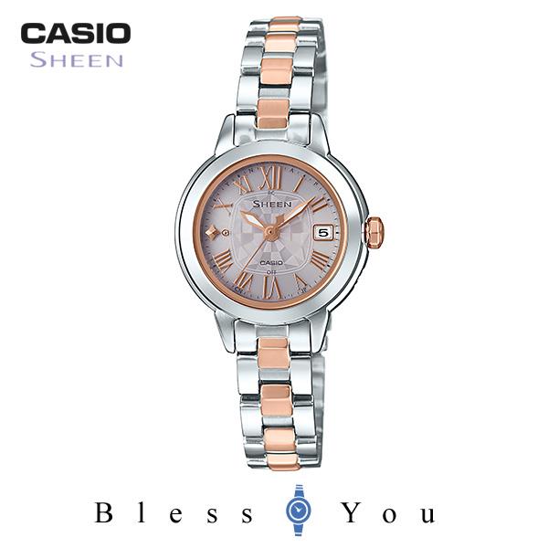 カシオ シーン 腕時計 電波ソーラー SHW-5000DSG-9AJF 39,0
