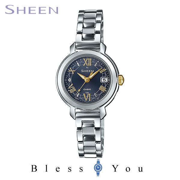 CASIO SHEEN カシオ ソーラー電波 腕時計 レディース シーン 2020年3月新作 SHW-5300D-2AJF 32,0