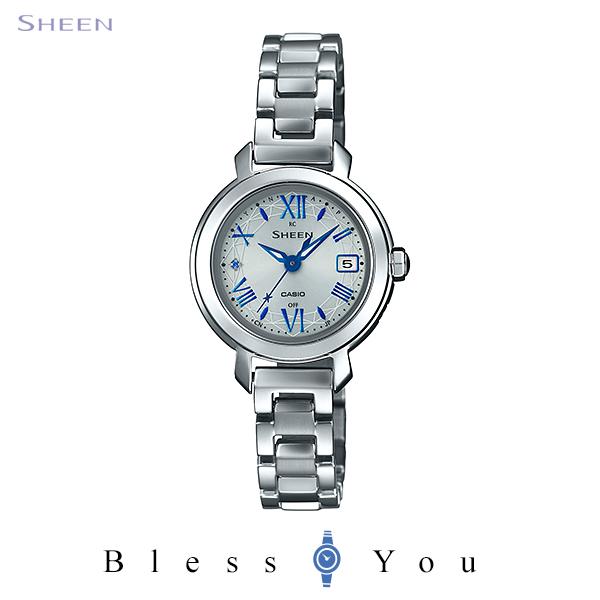 CASIO SHEEN カシオ ソーラー電波 腕時計 レディース シーン 2020年6月新作 SHW-5300D-7AJF 32,0