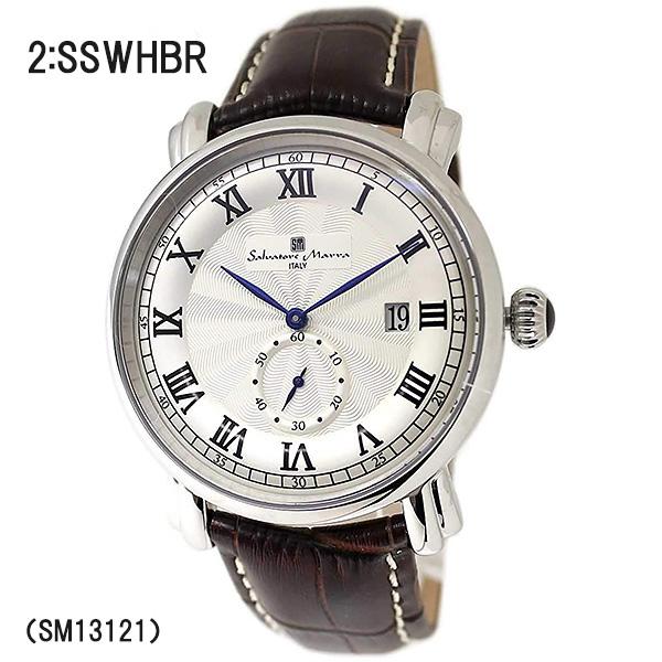 SALVATORE MARRA サルバトーレ ・ マーラ 腕時計 メンズ SM13121  25,0