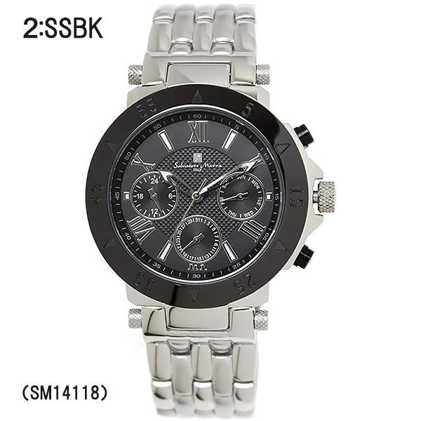 SALVATORE MARRA サルバトーレ ・ マーラ 腕時計 メンズ SM14118 32,0