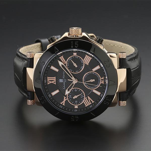 SALVATORE MARRA サルバトーレ ・ マーラ 腕時計 メンズ SM14118S 32,0