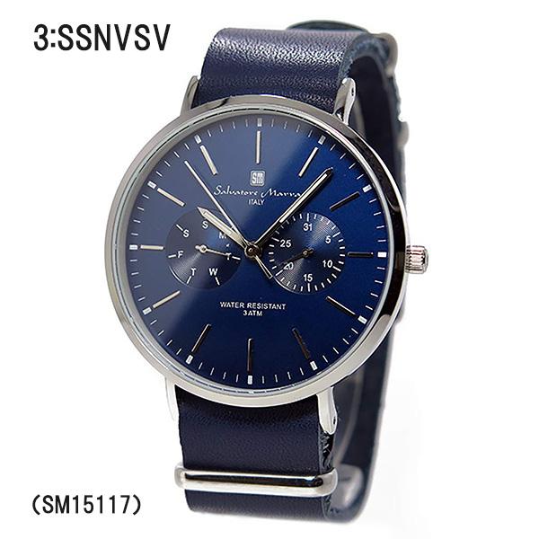 SALVATORE MARRA サルバトーレ ・ マーラ 腕時計 メンズ レディース 男女兼用 SM15117 25,0