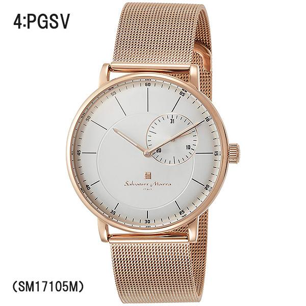 SALVATORE MARRA サルバトーレ ・ マーラ 腕時計 メンズ SM17105M 25,0