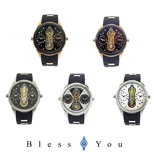 SALVATORE MARRA サルバトーレ ・ マーラ 腕時計 メンズ SM18113 30,0