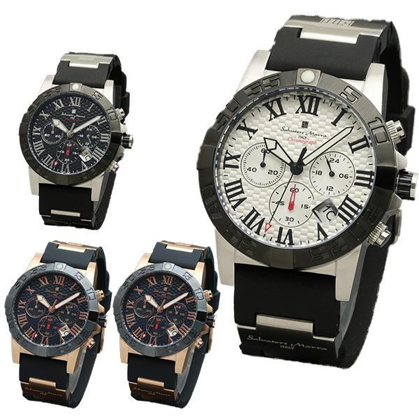 SALVATORE MARRA サルバトーレ ・ マーラ 腕時計 メンズ SM18118 28,0