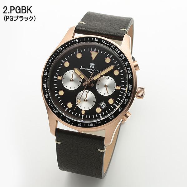 SALVATORE MARRA サルバトーレマーラ 腕時計 メンズ クロノグラフ SM19101