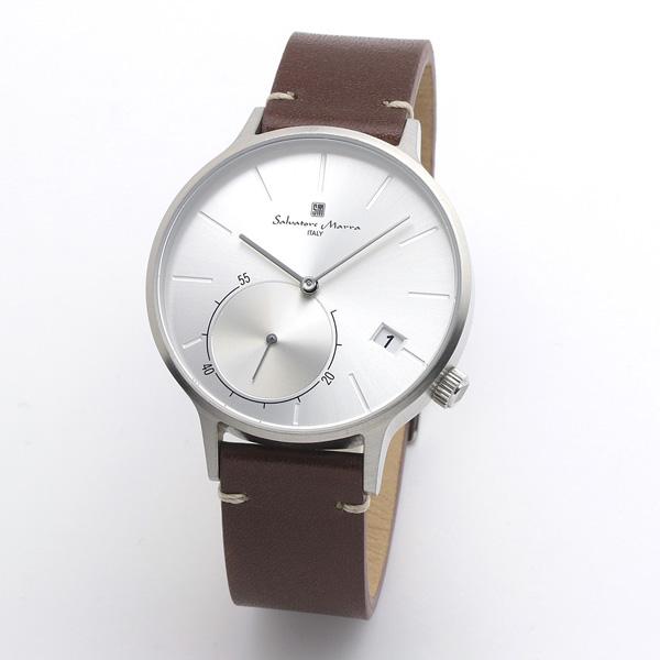 サルバトーレマーラ メンズ 腕時計 SALVATORE MARRA SM20105-SSSV 28.0