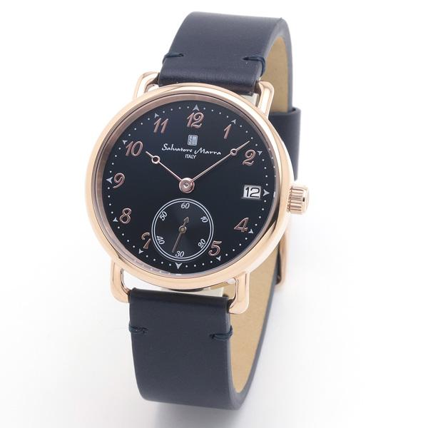 サルバトーレマーラ メンズ 腕時計 SALVATORE MARRA SM20106-PGNVNV 28.0