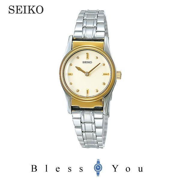 SEIKO 盲人時計 セイコー 腕時計 レディース SQWK024 14,0