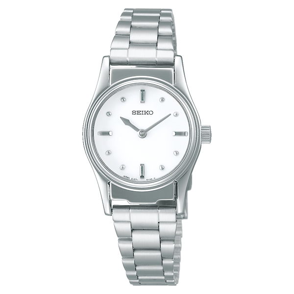 SEIKO 盲人時計 セイコー 腕時計 レディース SQWK029 14,0