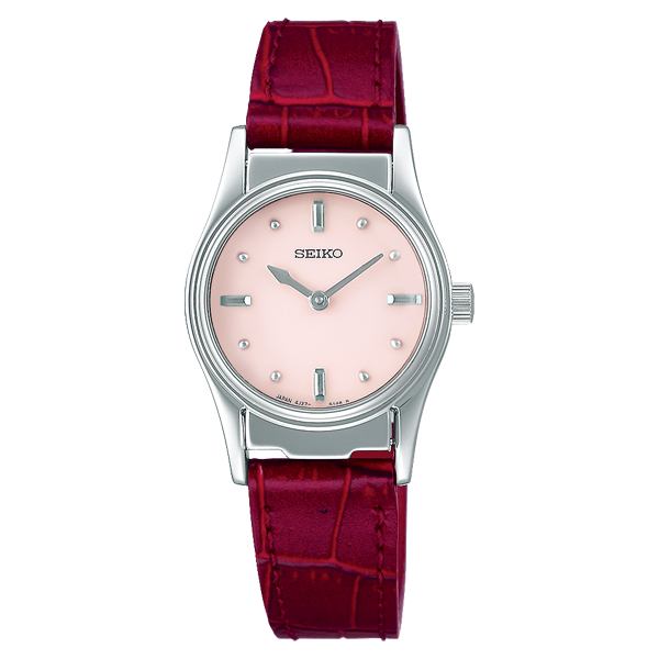 SEIKO 盲人時計 セイコー 腕時計 レディース SQWK033 14,0