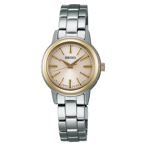 SEIKO SELECTION セイコー ソーラー電波 腕時計 レディース セイコーセレクション SSDY020 50,0