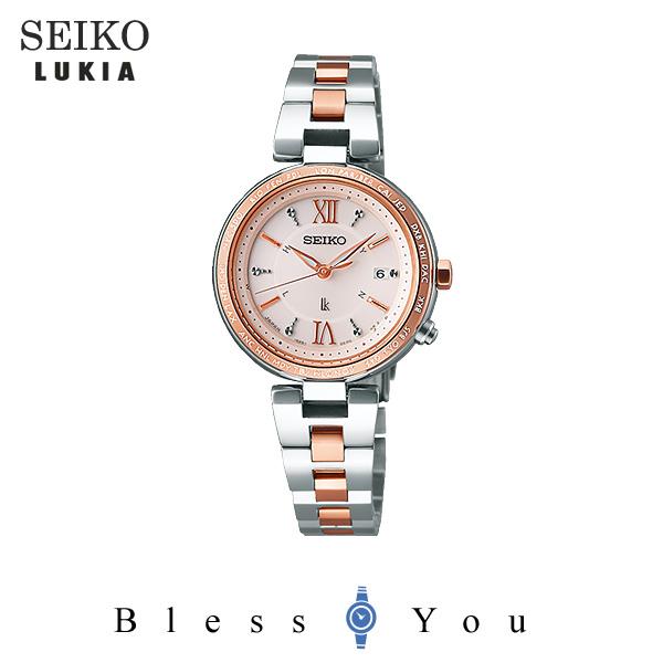 セイコー ルキア レディース 腕時計 SSVV029 2017 プレミアムサマー 限定モデル 100,0