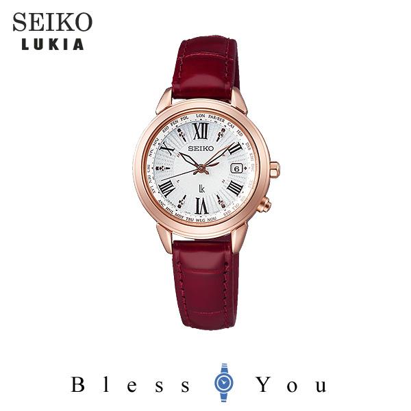 ソーラー 電波時計 セイコー ルキア レディース 腕時計 SSQV022 72,0
