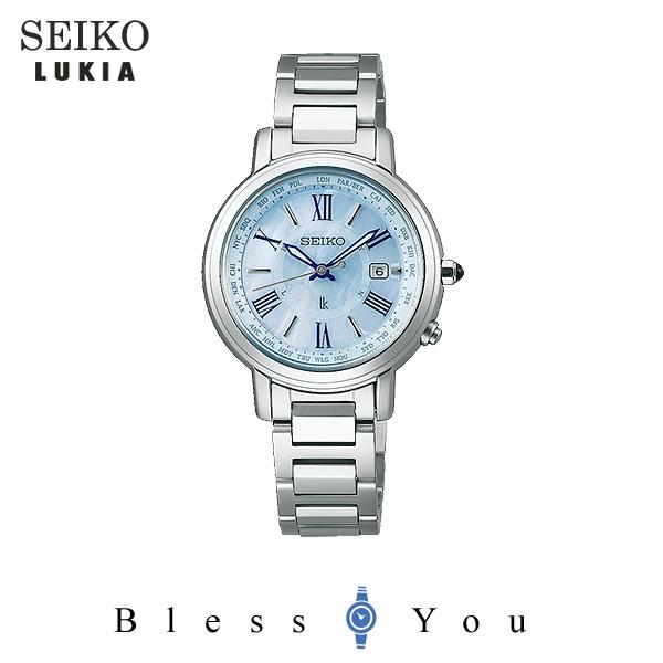 ソーラー 電波時計 セイコー ルキア レディース 腕時計 SSQV027 69,0