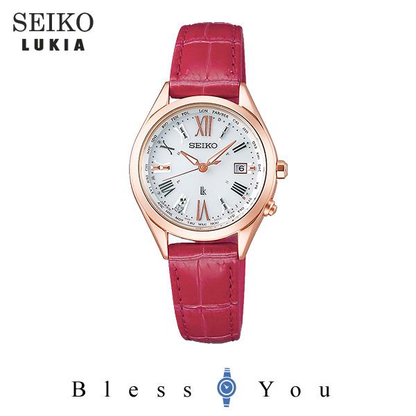 SEIKO LUKIA セイコー ソーラー電波 腕時計 レディース ルキア SSQV042 78,0