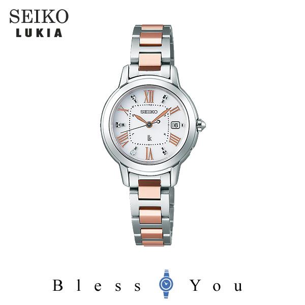 SEIKO  LUKIA セイコー ルキア ソーラー電波 レディース 腕時計 SSQW037 72,0