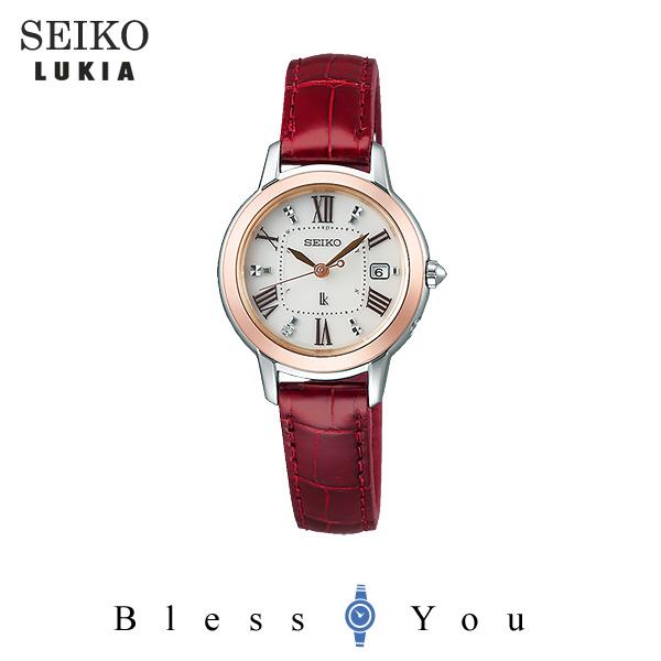 SEIKO  LUKIA セイコー ルキア ソーラー電波 レディース 腕時計 SSQW038 73,0