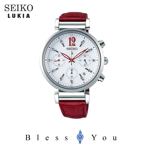 SEIKO  LUKIA セイコー ルキア ソーラー レディース 腕時計 SSVS035 44,0