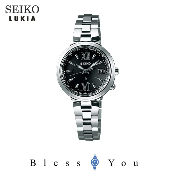 ソーラー 電波時計 セイコー ルキア レディース 腕時計 SSVV019 55,0