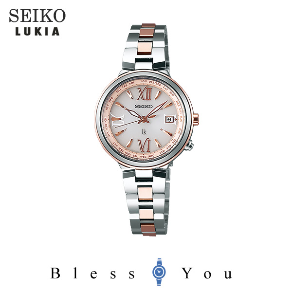 ソーラー 電波時計 セイコー ルキア レディース 腕時計 SSVV020 58,0