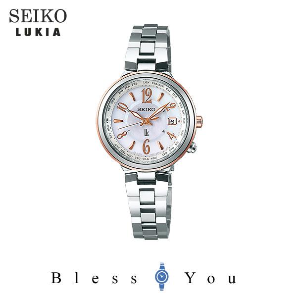SEIKO  LUKIA セイコー ルキア ソーラー電波 レディース 腕時計 SSVV034 58,0