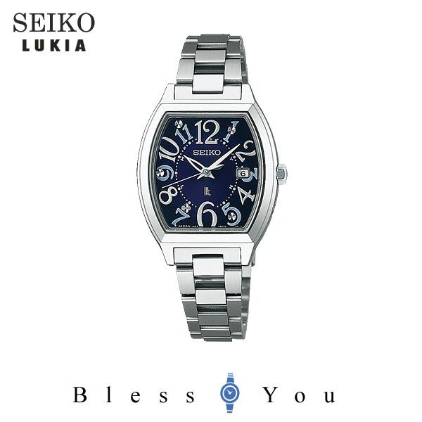 ソーラー 電波時計 セイコー ルキア レディース 腕時計 SSVW093 53,0