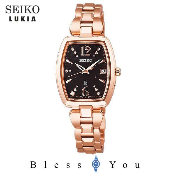 セイコー 腕時計 レディース ルキア 電波 ソーラー 腕時計 レディース SSVW128 59,0