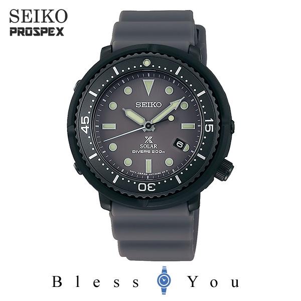 SEIKO PROSPEX セイコー ソーラー 腕時計 メンズ プロスペックス ダイバースキューバ LOWERCASE プロデュース STBR023 45,0