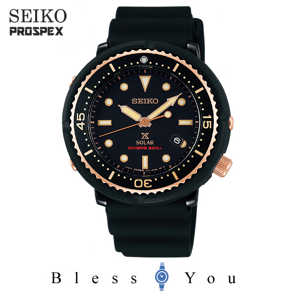SEIKO PROSPEX セイコー 腕時計 メンズ ソーラー プロスペックス 2019年6月 LOWERCASE STBR039 50,0