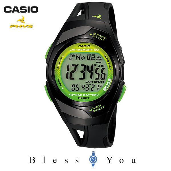 カシオ CASIO 腕時計 PHYS フィズ STR-300J-1AJF 新品お取寄せ品