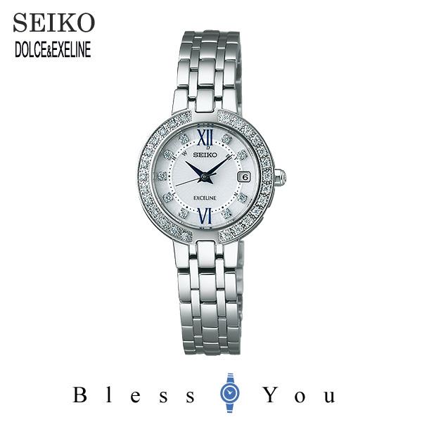 セイコー エクセリーヌ レディース 腕時計 SWDL147 新品お取り寄せ 60,0