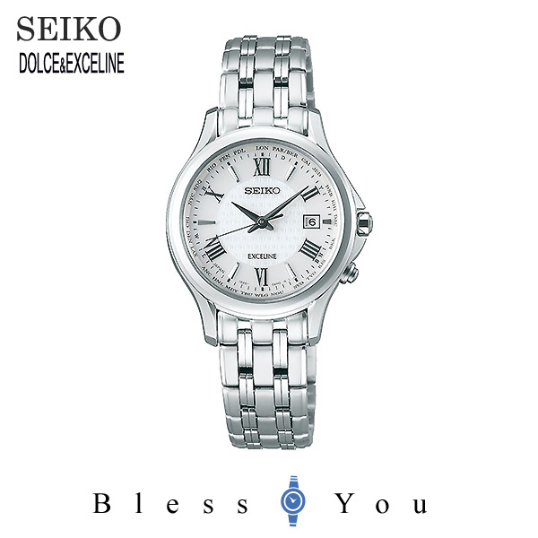 SEIKO セイコー 腕時計 レディース ソーラー電波 ドルチェ&エクセリーヌ SWCW161 120,0