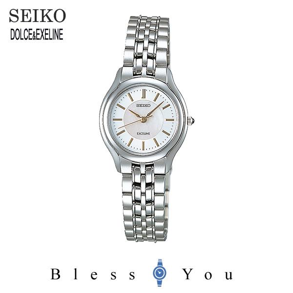 SEIKO EXCELINE セイコー 腕時計 レディース エクセリーヌ SWDL099 55,0