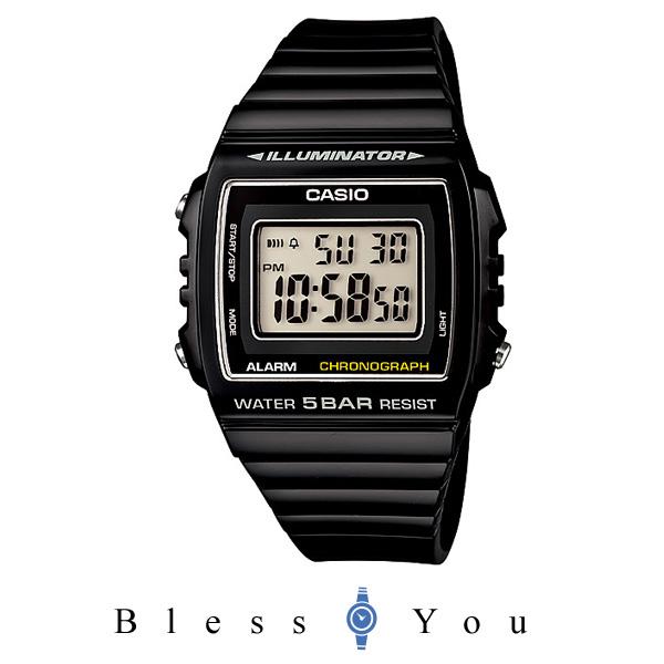 カシオ 腕時計 メンズ スタンダード W-215H-1AJF 3,0