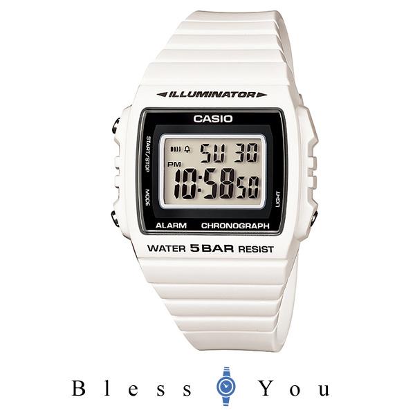 カシオ 腕時計 メンズ スタンダード W-215H-7AJF 3,0
