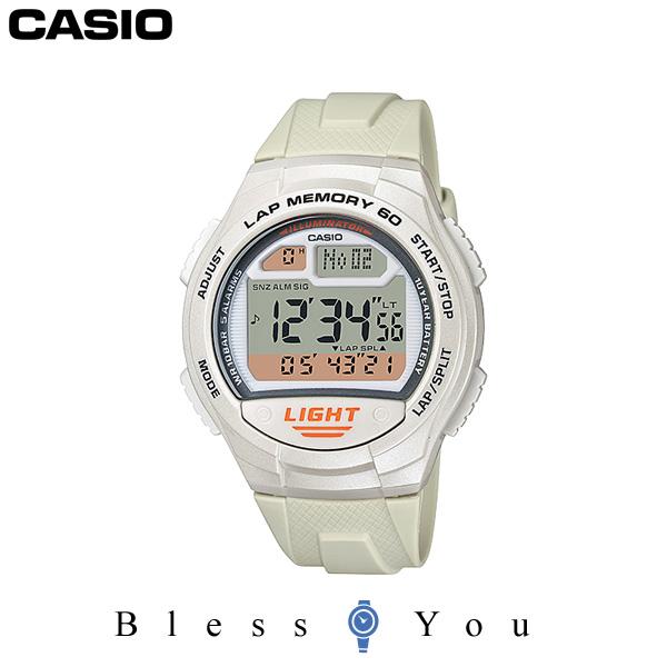 カシオ 腕時計 CASIO スポーツギア W-734J-7AJF 男女兼用ウォッチ 3,0