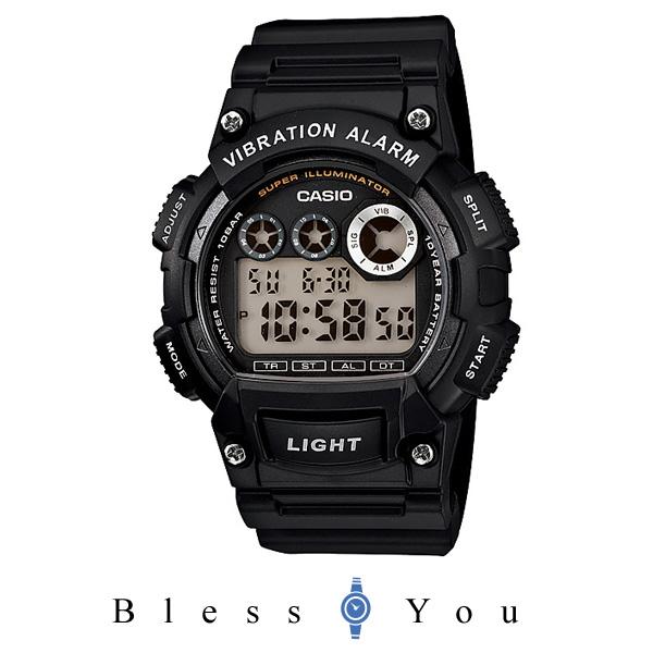 カシオ 腕時計 メンズ スタンダード W-735H-1AJF 4,0