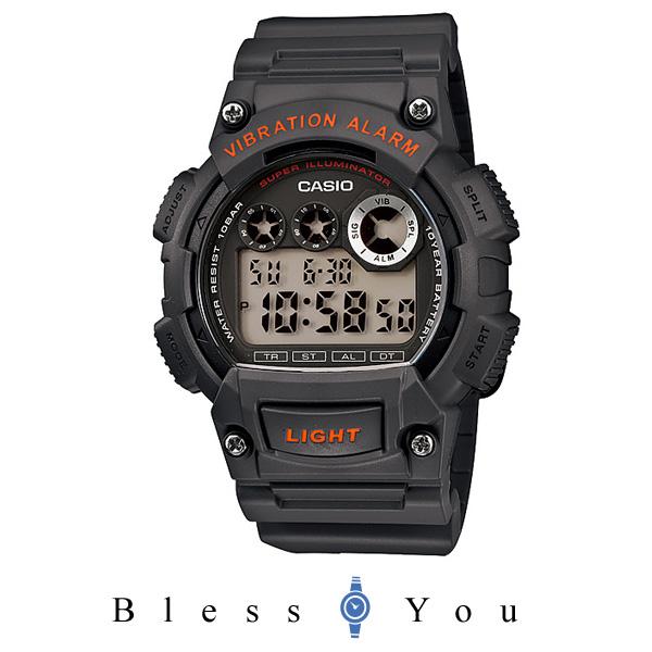 カシオ 腕時計 メンズ スタンダード W-735H-8AJF 4,0